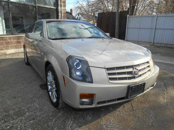 2007 *Cadillac* *CTS* 3.6L **Guaranteed Credit Approval**