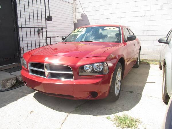 2006 DODGE CHARGER VERY NICE BUY HERE PAY HERE ( 2200 DOWN PAYMENT )