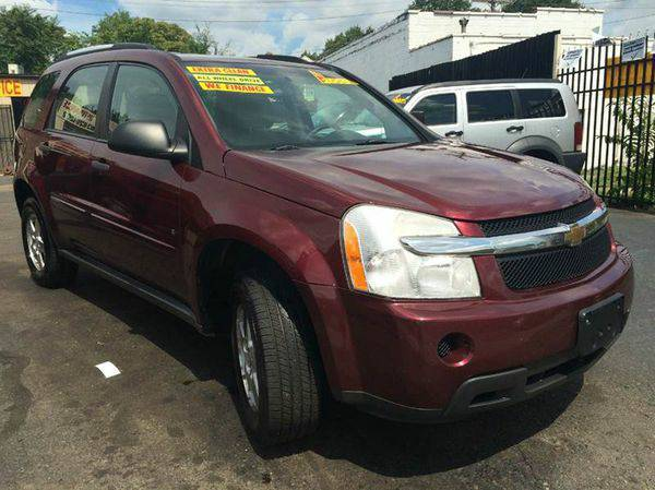 2008 *Chevrolet* *Equinox* LS 4dr SUV - Guaranteed Credit Approval!...