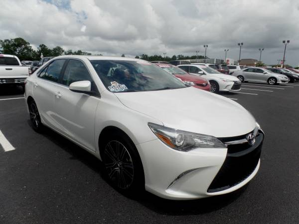 Certified: 2016 Toyota Camry Special Edition 4dr Sedan Special Edition