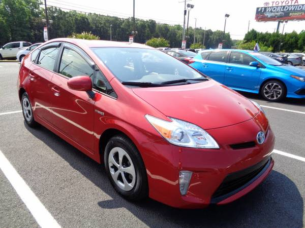 2015 Toyota Prius Two 4dr Hatchback Two only 4,367 miles