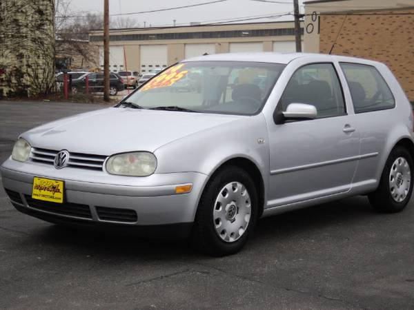 2004 Volkswagen Golf 5 Speed