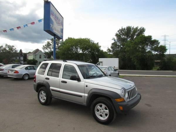 2006 Jeep Liberty Sport 4x4 (low miles)