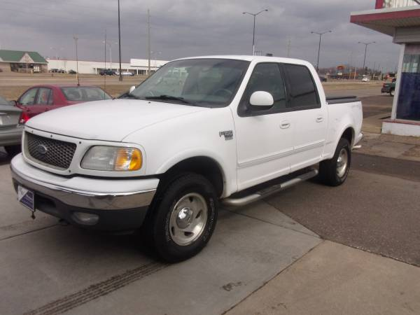 2001 Ford F150 Supercrew 4X4...PRICE REDUCED!!!!