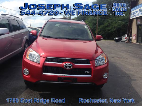 2009 Toyota Rav4 4WD - Buy here, pay here