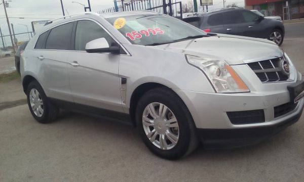 2011 *Cadillac* *SRX* Luxury Collection -WE TAKE ANY CREDIT SCORE