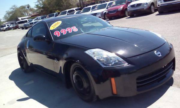 2006 *Nissan* *350Z* Base -WE TAKE ANY CREDIT SCORE