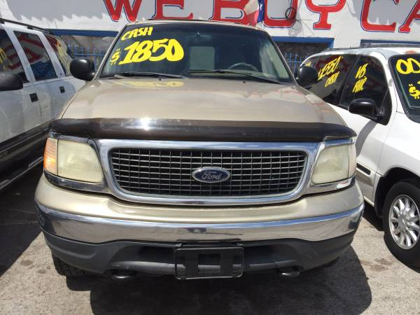 2000 FORD EXPEDITION!!!