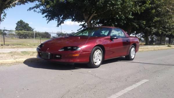 1994 CAMARO (one owner)