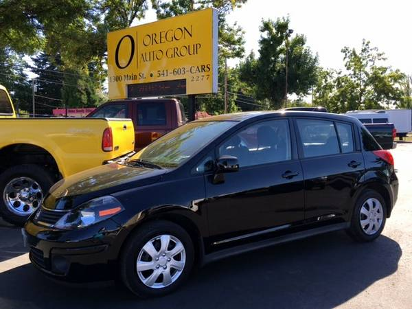 2007 Nissan Versa S Hatchback - 4 Cyl, Great MPG! - $0 Down, $108/mo!!