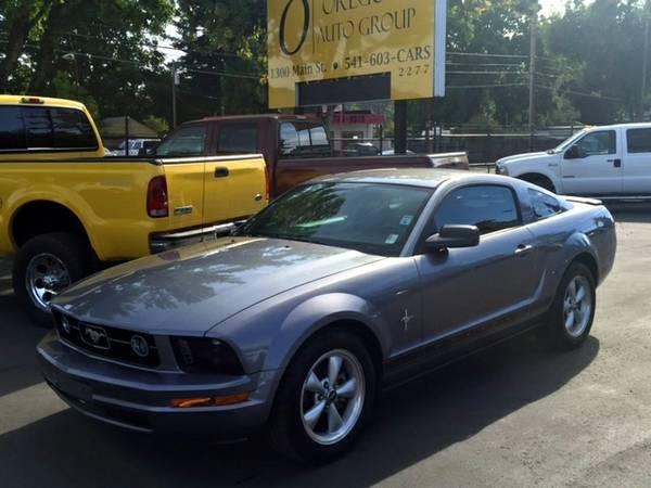 2007 Ford Mustang Premium - 5 Spd Manual - NICE! - $0 Down, $135/mo!!!