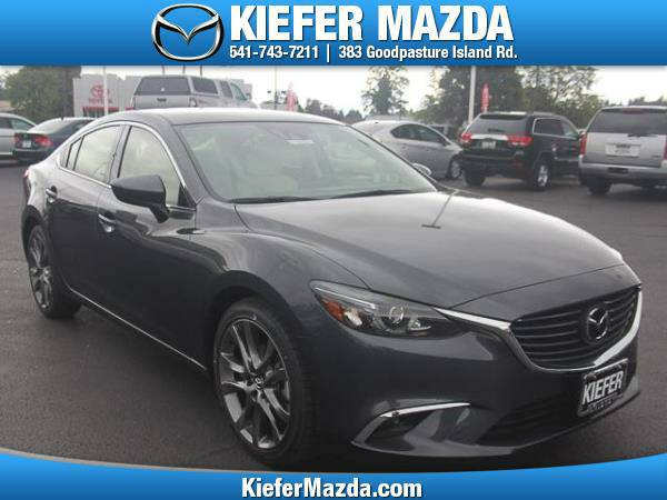 2016 *Mazda* *MAZDA6* *4dr Sdn Auto i Grand Touring* 4dr Car