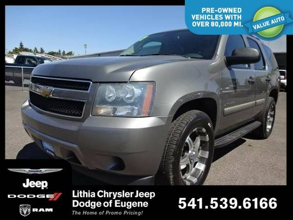 2007 Chevrolet Tahoe (You Save $809 Below KBB Retail)