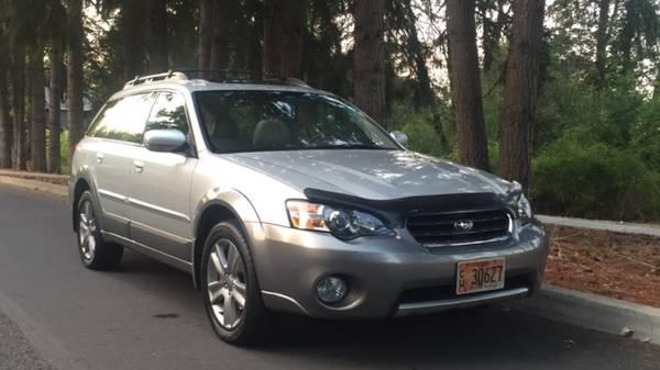2005 Subaru Outback 3.0 R LL Bean ***1 Owner***