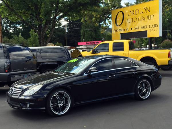 2006 Mercedes Benz CLS500 CLS-500 - FULLY LOADED - LORENZO 20 RIMS