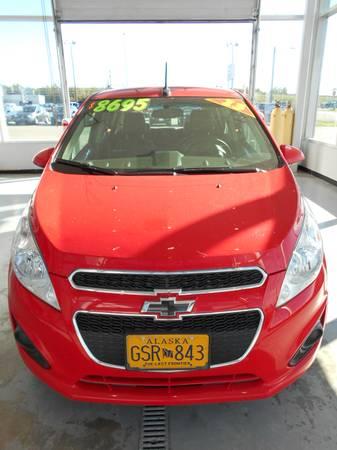 2013 Chevrolet Spark HB
