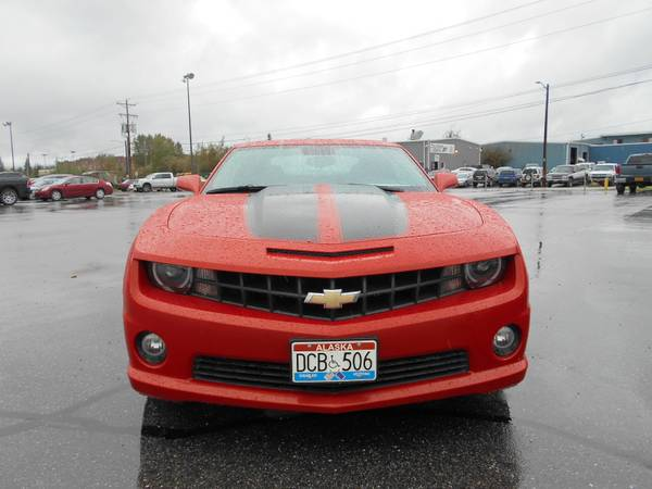 2010 Chevrolet Camaro 1SS Coupe