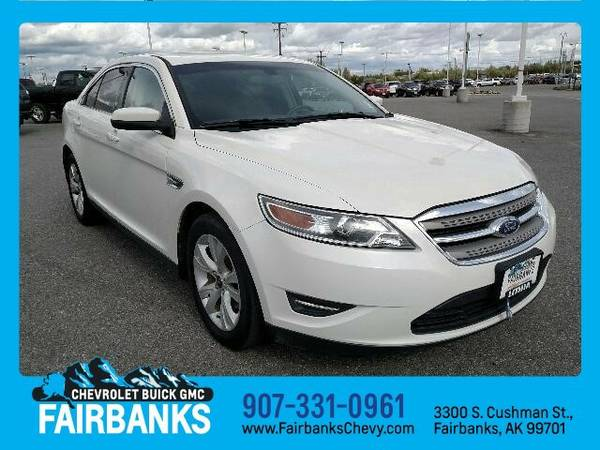 2012 Ford Taurus SEL (You Save $1,594 Below KBB Retail)