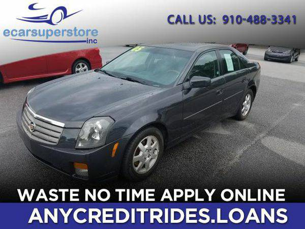 2005 *Cadillac* *CTS* 3.6L You're Approved or Car is *Free*