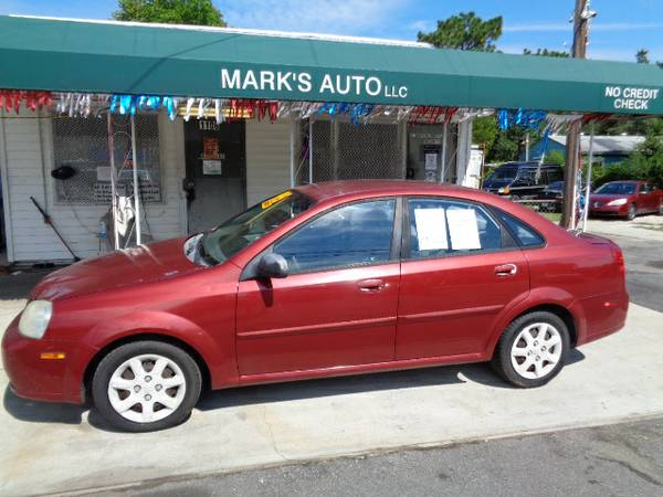 2005 Suzuki Forenza, LOW MILES!! Only $995 Down. GAS SAVER!!!