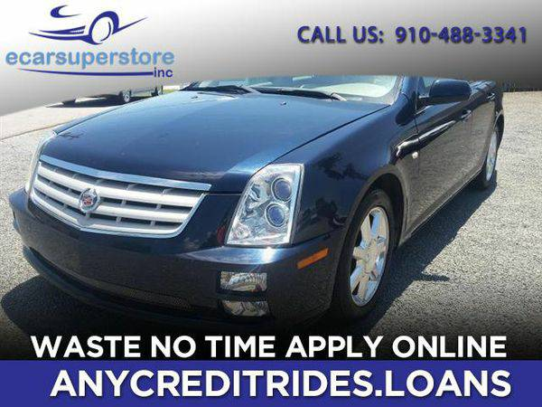 2007 *Cadillac* *STS* V6 Luxury You're Approved or Car is *Free*