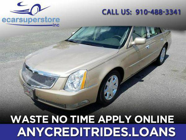 2006 *Cadillac* *DTS* Sedan You're Approved or Car is *Free*