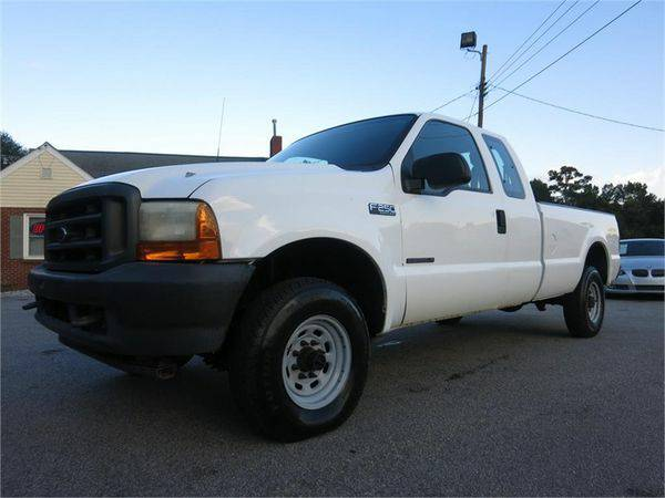 2001 *FORD* *F250* *SUPER* *DUTY* *4WD* *7.3* Come See the Difference