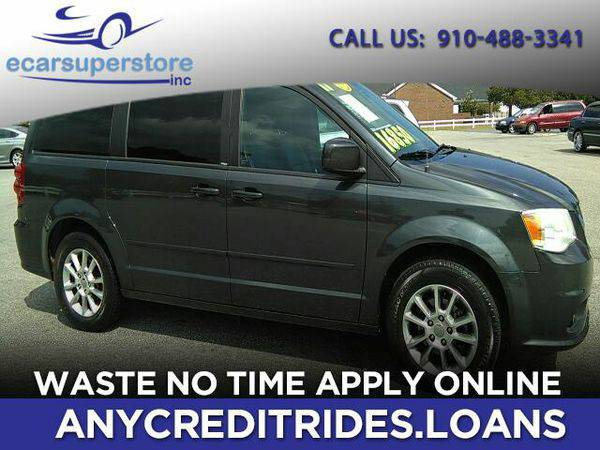 2011 *Dodge* *Grand* *Caravan* R/T You're Approved or Car is...