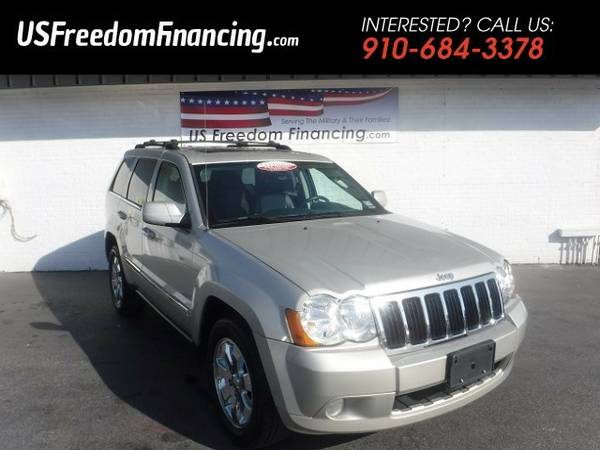 2009 Jeep Grand Cherokee LIMITED 4X4 SUV Grand Cherokee Jeep