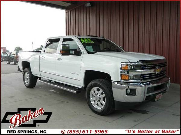 2015 Chevrolet Silverado 2500HD - *$0 DOWN PAYMENTS AVAIL*