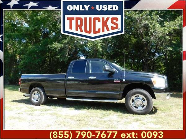 2007 *Dodge Ram 3500* SLT (6cyl, 5.9L, 325.0hp) WE SPECIALIZE IN...