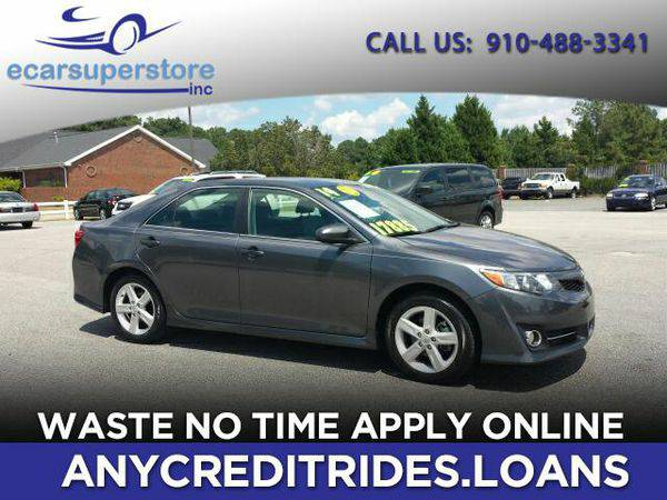 2014 *Toyota* *Camry* SE Sport You're Approved or Car is *Free*