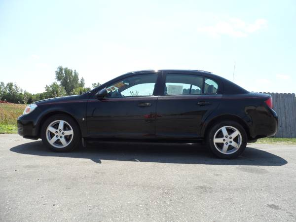 M1631 2009 CHEVROLET COBALT LT 4 DOOR RUNS GREAT
