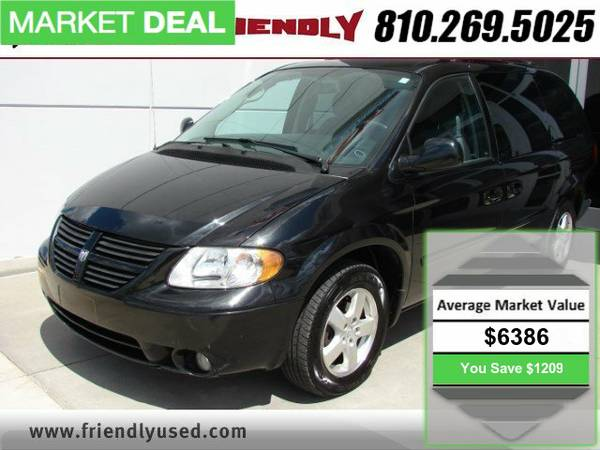 2006 Dodge Grand Caravan SXT Mini-van, Passenger
