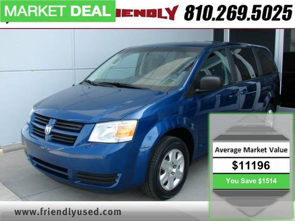 2010 Dodge Grand Caravan SE Mini-van, Passenger