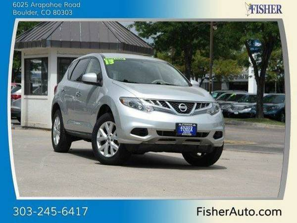 2013 Nissan Murano AWD 4dr S Sport Utility AWD 4dr