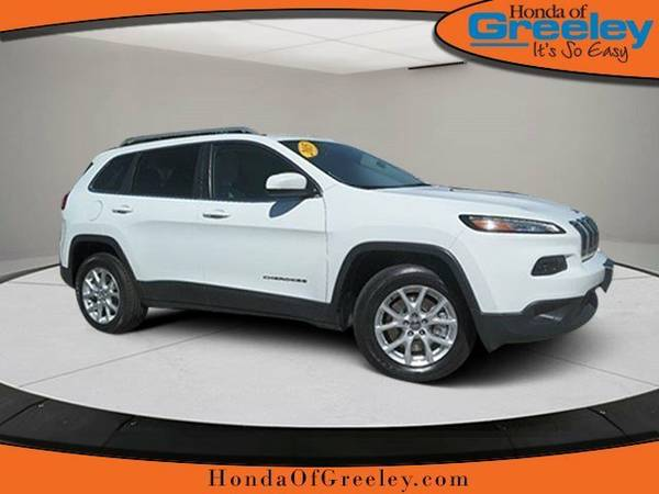 2015 Jeep Cherokee 4WD 4dr Latitude Sport Utility