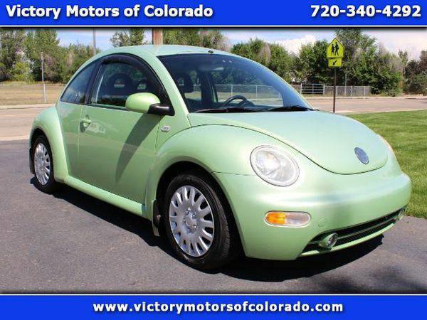 2002 *Volkswagen* *New* *Beetle* GLS 2.0 - Over 450 Vehicles to...