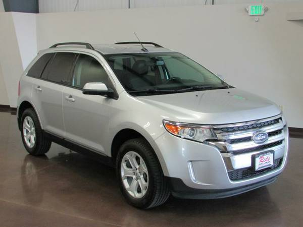 CARFAX CERTIFITED 2014 FORD EDGE SEL AWD