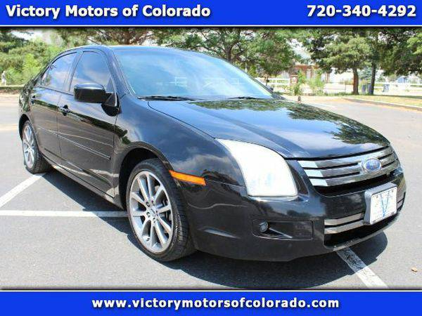 2008 *Ford* *Fusion* SE - Over 450 Vehicles to Choose From!