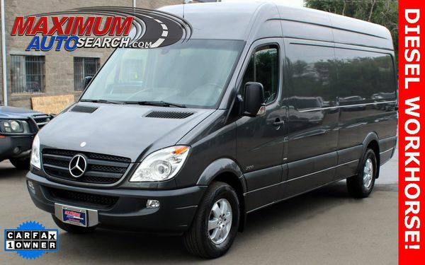 2012 *Mercedes-Benz* *Sprinter* *2500*