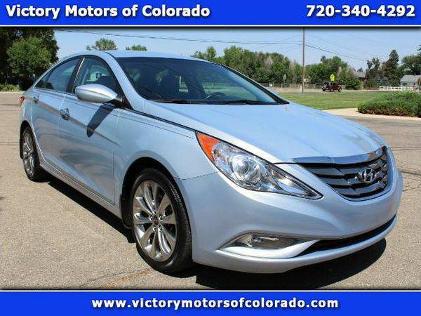 2011 *Hyundai* *Sonata* Limited Auto - Over 450 Vehicles to Choose...