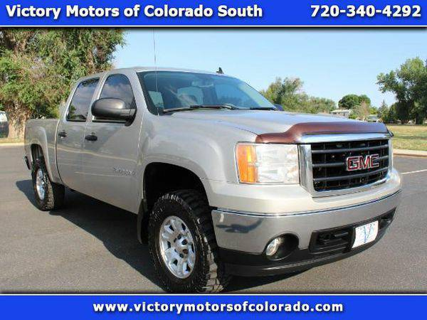 2008 *GMC* *Sierra* *1500* SL Crew Cab 4WD - Over 300 Vehicles to...