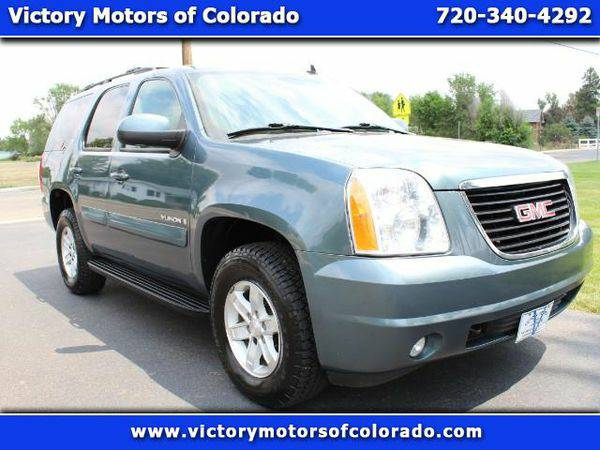 2009 *GMC* *Yukon* SLT-1 4WD - Over 450 Vehicles to Choose From!