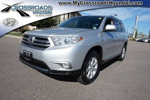 Certified: 2013 Toyota Highlander SUV Plus - Call for Craigslist...