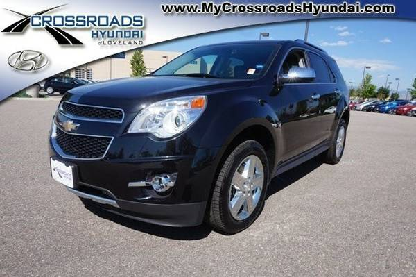 Certified: 2015 Chevrolet Equinox SUV LTZ - Call for Craigslist...