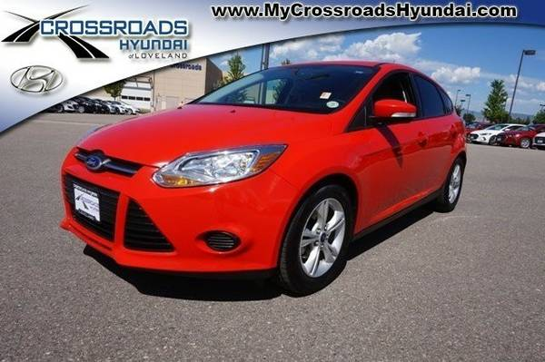 Certified: 2014 Ford Focus Sedan SE - Call for Craigslist Pricing