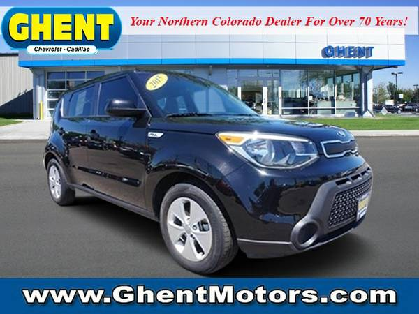 2015 Kia Soul - Call for Special Internet Pricing