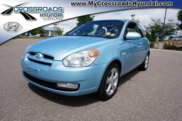 2009 Hyundai Accent Coupe Auto SE - Call for Craigslist Pricing