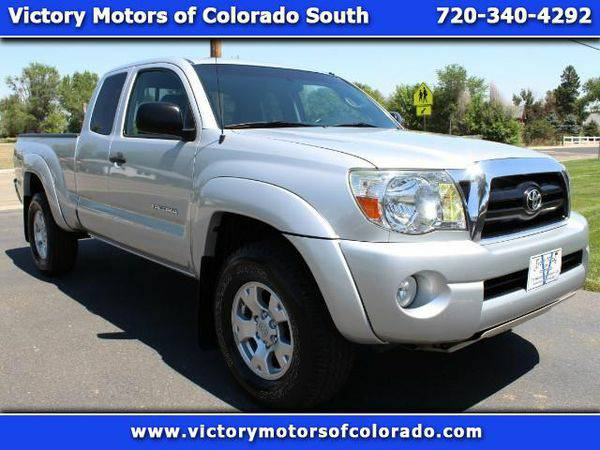 2008 *Toyota* *Tacoma* Access Cab V6 Auto 4WD - Over 300 Vehicles to...